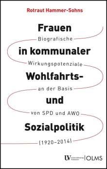 Rotraut Hammer-Sohns: Frauen in kommunaler Wohlfahrts- und Sozialpolitik, Buch