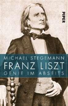 Michael Stegemann: Franz Liszt, Buch