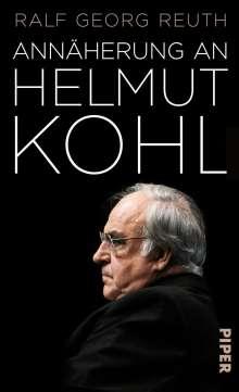 Ralf Georg Reuth: Annäherung an Helmut Kohl, Buch