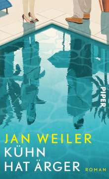 Jan Weiler: Kühn hat Ärger, Buch