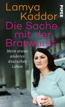 Lamya Kaddor: Die Sache mit der Bratwurst, Buch