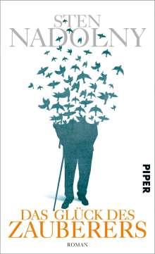 Sten Nadolny: Das Glück des Zauberers, Buch