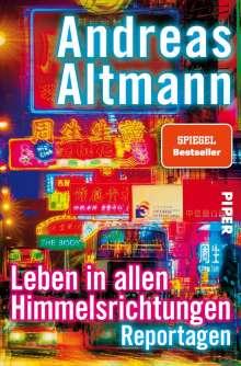 Andreas Altmann: Leben in allen Himmelsrichtungen, Buch