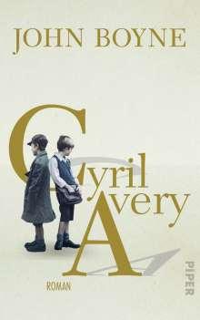 John Boyne: Cyril Avery, Buch