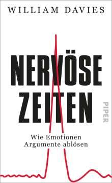William Davies: Nervöse Zeiten, Buch