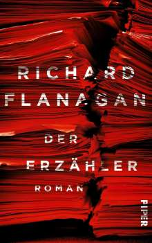 Richard Flanagan: Der Erzähler, Buch