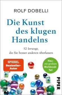Rolf Dobelli: Die Kunst des klugen Handelns, Buch