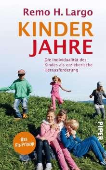 Remo H. Largo: Kinderjahre, Buch