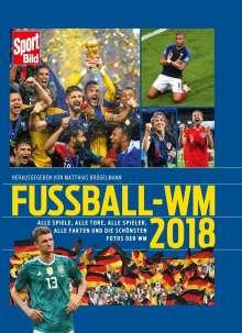 Fußball-WM 2018, Buch