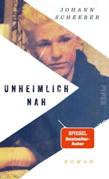 Johann Scheerer: Unheimlich nah, Buch