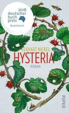 Eckhart Nickel: Hysteria, Buch