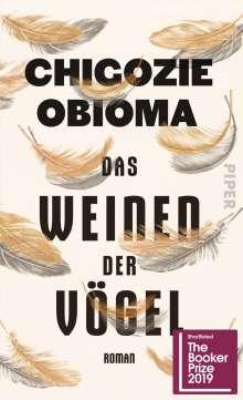 Chigozie Obioma: Das Weinen der Vögel, Buch