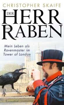 Christopher Skaife: Der Herr der Raben, Buch
