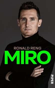 Ronald Reng: Miro, Buch