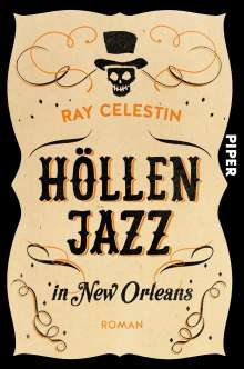 Ray Celestin: Höllenjazz in New Orleans, Buch
