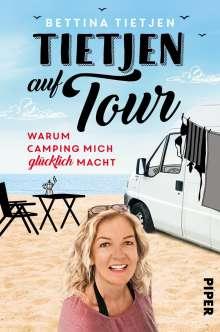 Bettina Tietjen: Tietjen auf Tour, Buch