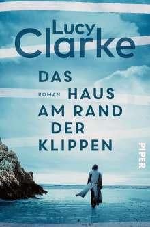 Lucy Clarke: Das Haus am Rand der Klippen, Buch