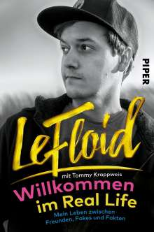 Le Floid: Willkommen im Real Life, Buch