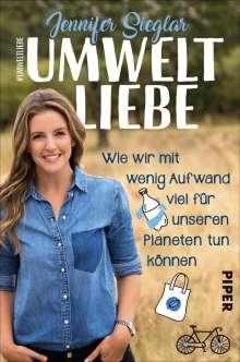 Jennifer Sieglar: Umweltliebe, Buch
