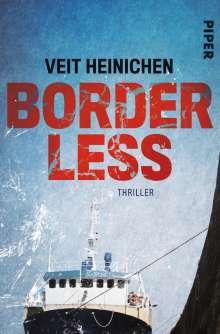 Veit Heinichen: Borderless, Buch