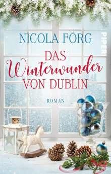 Nicola Förg: Das Winterwunder von Dublin, Buch