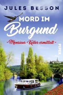 Jules Besson: Mord im Burgund, Buch