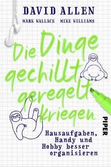 David Allen: Die Dinge gechillt geregelt kriegen, Buch