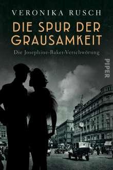 Veronika Rusch: Die Spur der Grausamkeit, Buch