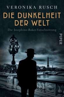 Veronika Rusch: Die Dunkelheit der Welt, Buch
