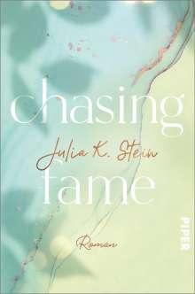 Julia K. Stein: Chasing Fame, Buch