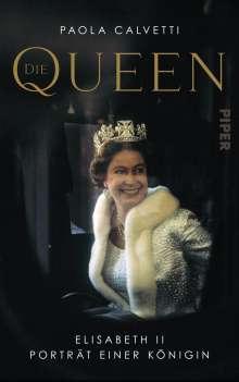 Paola Calvetti: Die Queen, Buch