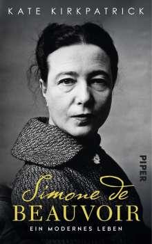 Kate Kirkpatrick: Simone de Beauvoir, Buch