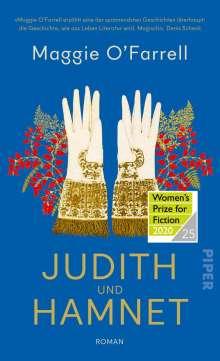 Maggie O'Farrell: Judith und Hamnet, Buch