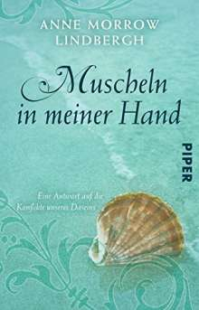 Anne Morrow Lindbergh: Muscheln in meiner Hand, Buch