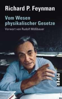 Richard P. Feynman: Vom Wesen physikalischer Gesetze, Buch