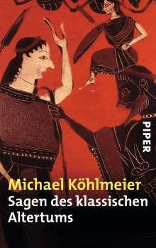 Michael Köhlmeier: Sagen des klassischen Altertums, Buch