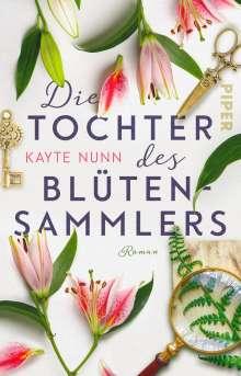 Kayte Nunn: Die Tochter des Blütensammlers, Buch