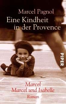 Marcel Pagnol: Eine Kindheit in der Provence, Buch