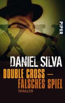 Daniel Silva: Double Cross. Falsches Spiel, Buch