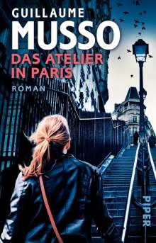 Guillaume Musso: Das Atelier in Paris, Buch