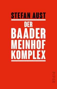 Stefan Aust: Der Baader-Meinhof Komplex, Buch
