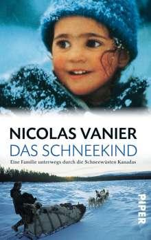 Nicolas Vanier: Das Schneekind, Buch