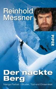 Reinhold Messner: Der nackte Berg, Buch