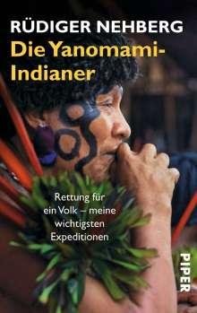 Rüdiger Nehberg: Die Yanomami-Indianer, Buch