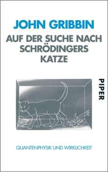 John Gribbin: Auf der Suche nach Schrödingers Katze, Buch