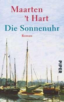 Maarten 't Hart: Die Sonnenuhr, Buch