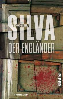 Daniel Silva: Der Engländer, Buch