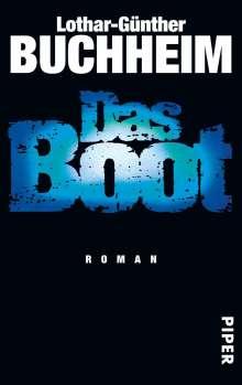 Lothar-Günther Buchheim: Das Boot, Buch