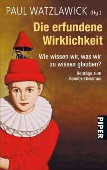 Paul Watzlawick: Die erfundene Wirklichkeit, Buch