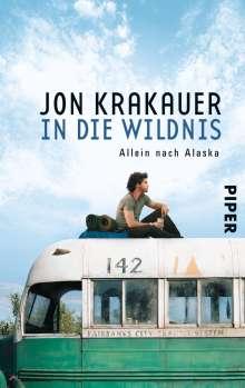 Jon Krakauer: In die Wildnis, Buch